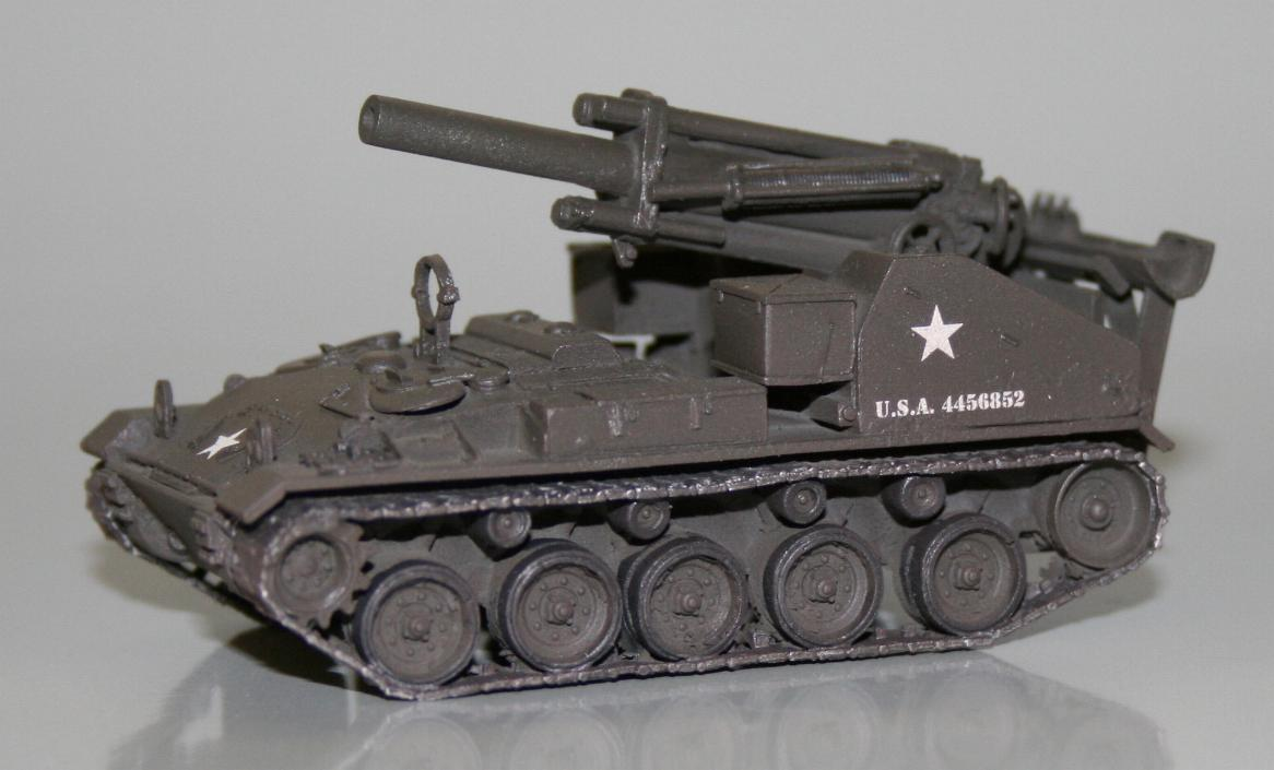 M 41 155mm Howitzer Motor Carriage 1 87 Cm 87836