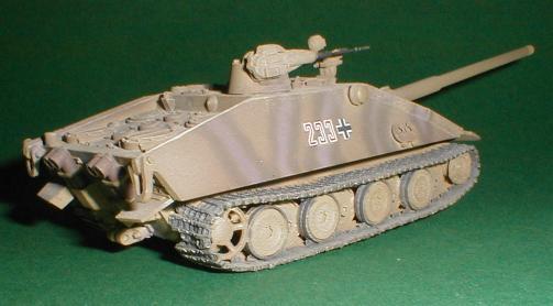 Jagdpanzer E-100 Krokodil (1/76)   FCM-76044