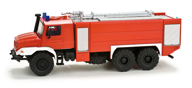 A D Tlf Me 2480 Der Feuerwehr Erkrath: Herpa Minitanks (1/87