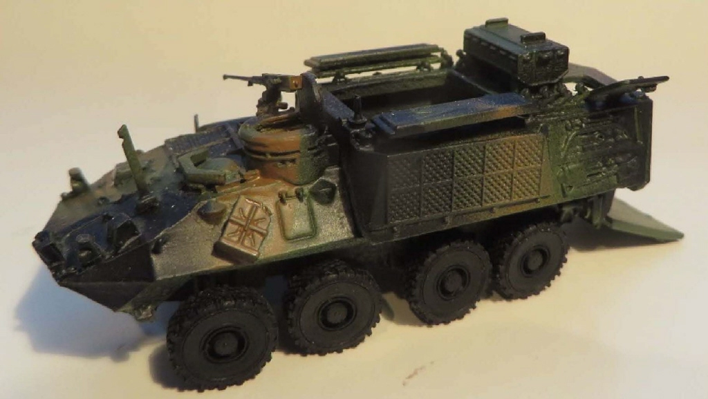 bison apc canadian army 1 87 tri 87211