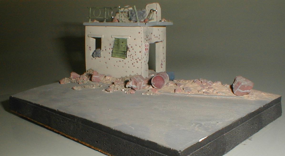 dioramas. Black Bedroom Furniture Sets. Home Design Ideas
